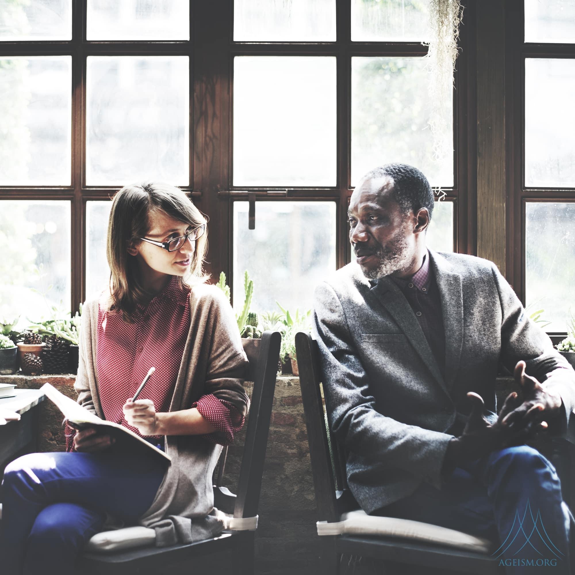 Start Ageism Conversation
