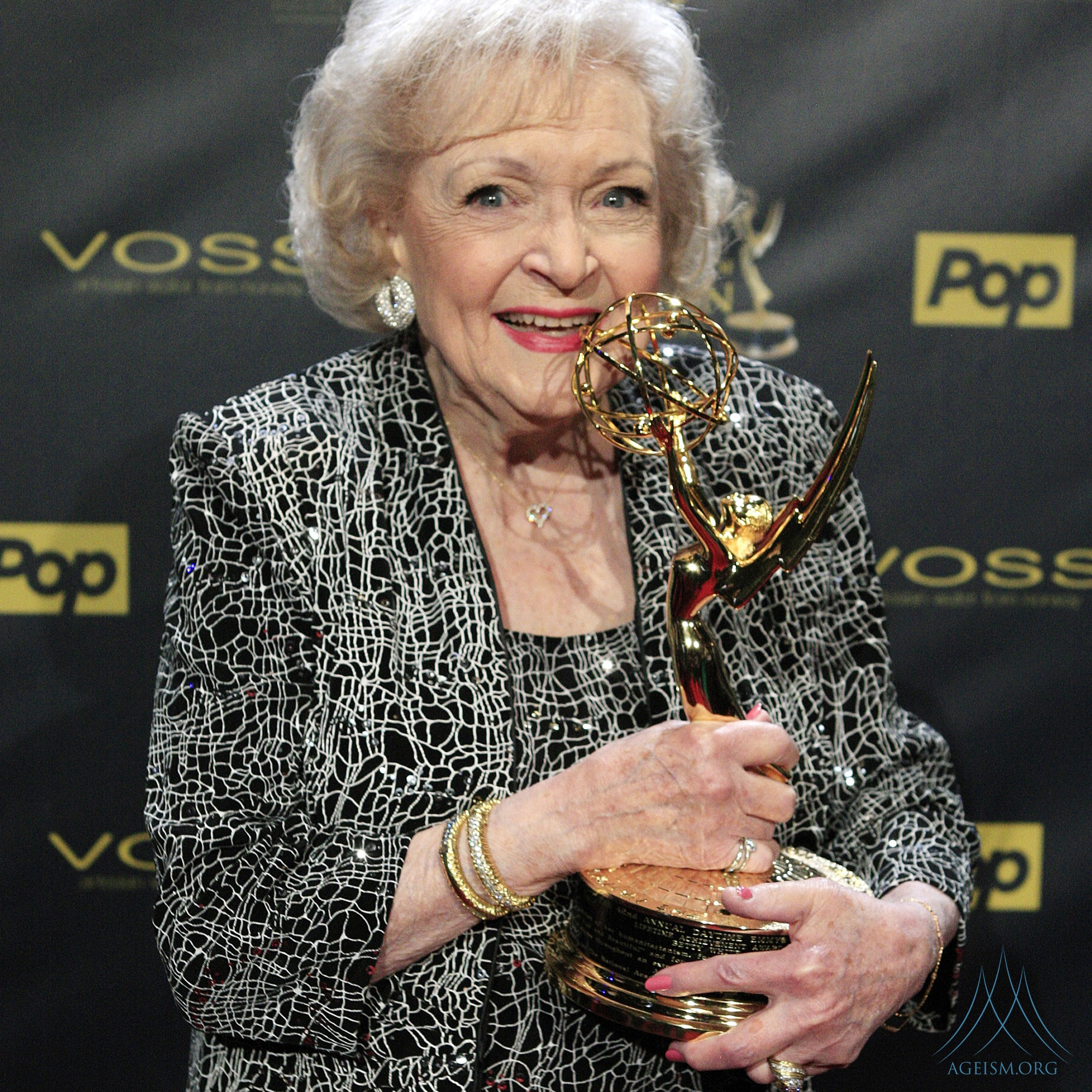 Betty White Ageism On TV