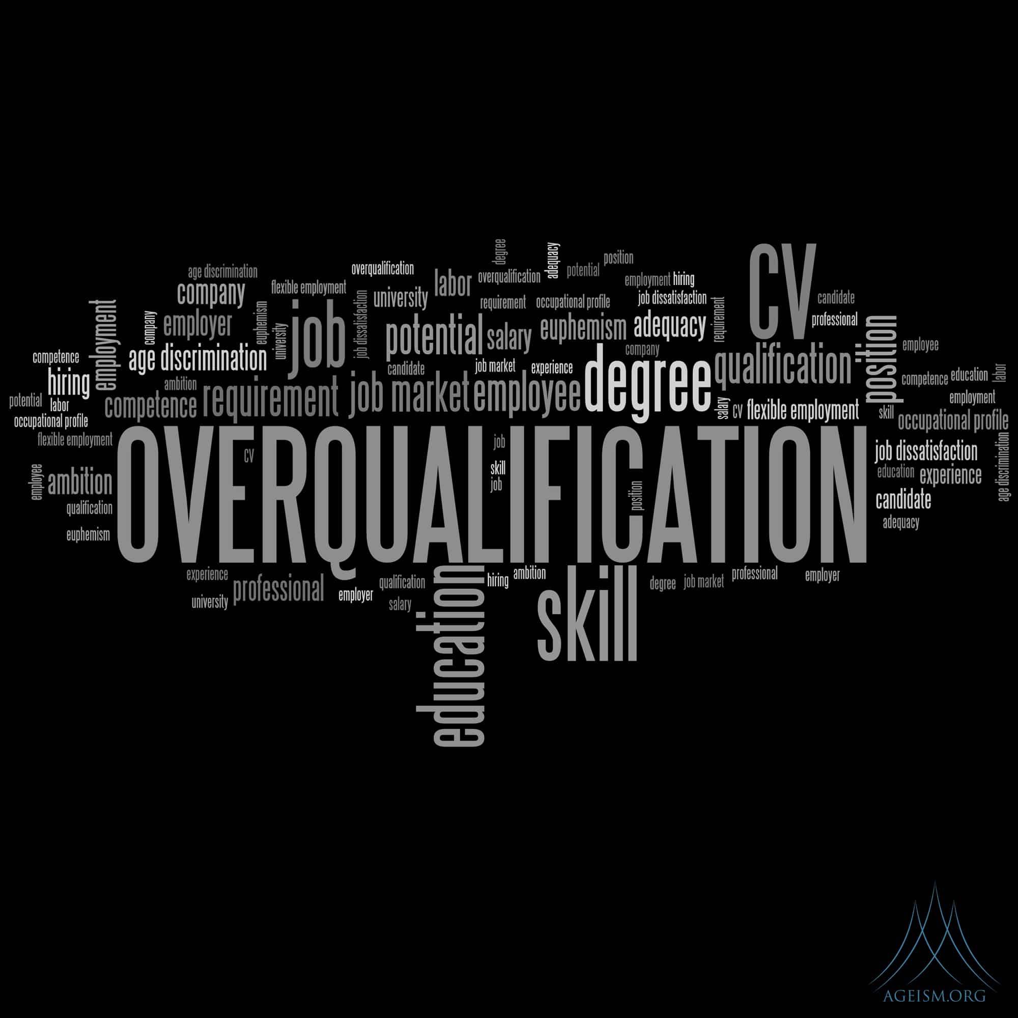 Does Overqualified Mean Too Old